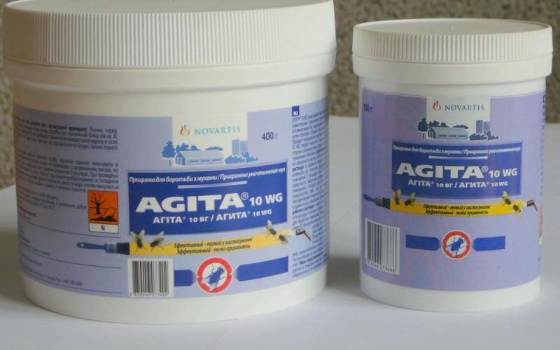 Агита – средство от мух: инструкция по применению, отзывы, сколько стоит