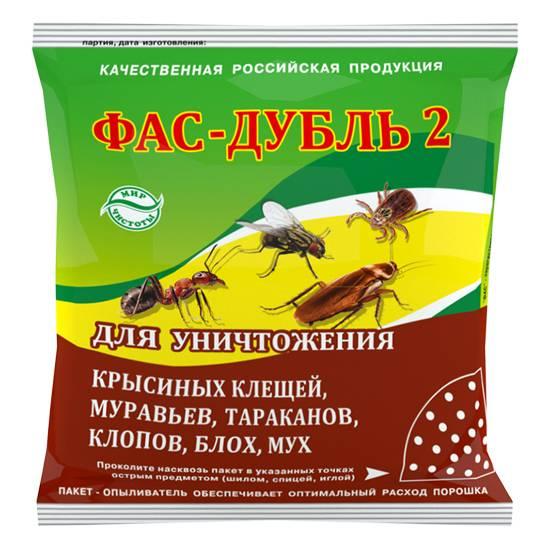 Фас-дубль от муравьев отзывы и инструкция по применению