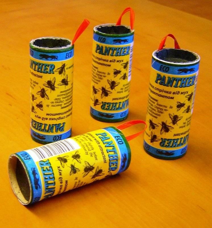Борьба с мухами (липучка, и все такое)