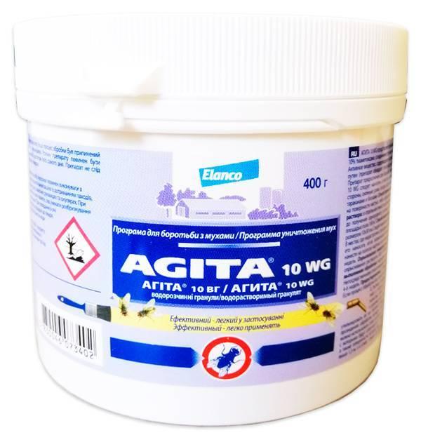 Средство агита от мух: инструкция по применению, отзывы, цена