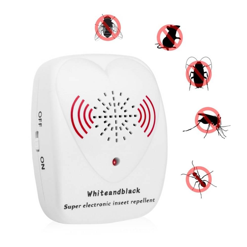 Как пользоваться отпугивателями от тараканов