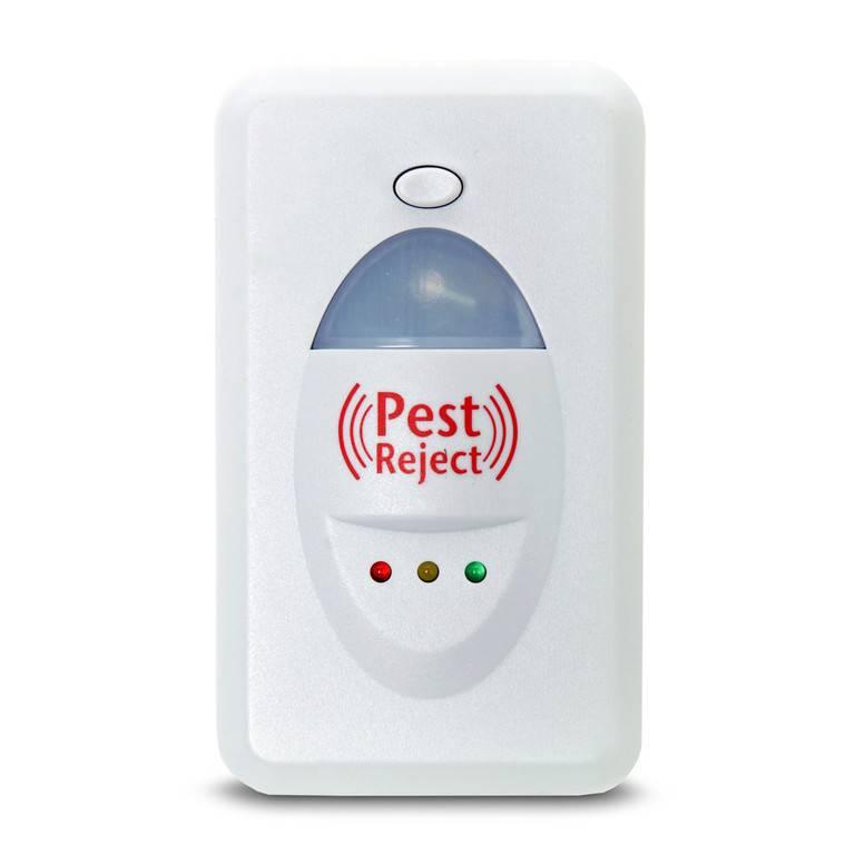 Ультразвуковой отпугиватель pest reject от тараканов