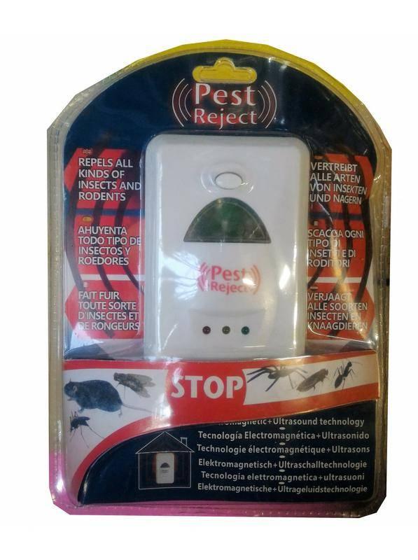 Pest reject от клопов отзывы покупателей, описание и принцип действия