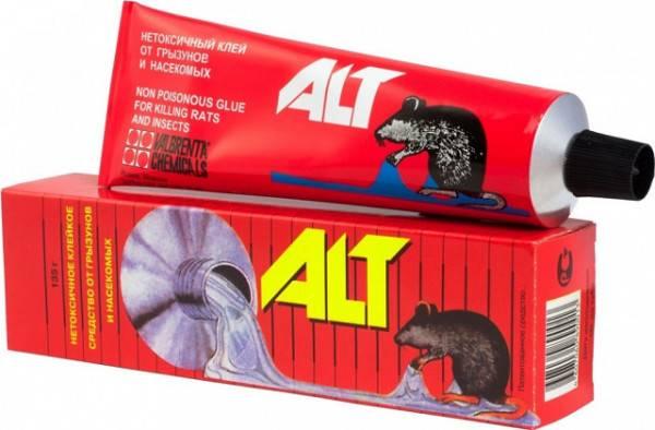 Клей для крыс и мышей - инструкция по применению