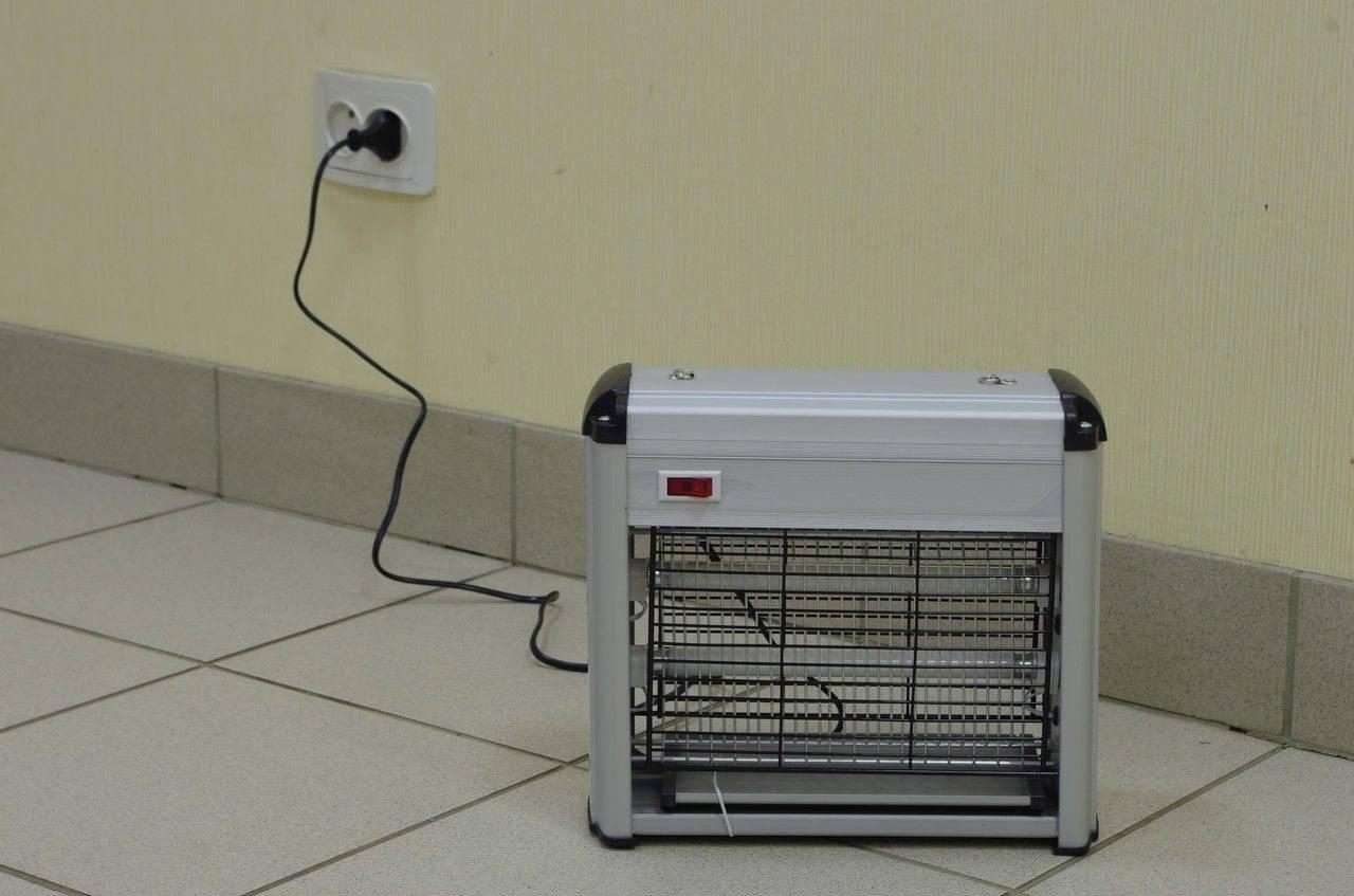 Лампа инсектицидная (мухоловка электрическая): топ лучших моделей