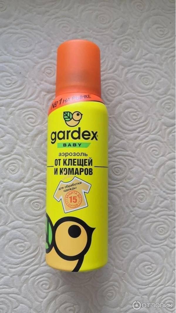 Гардекс от комаров
