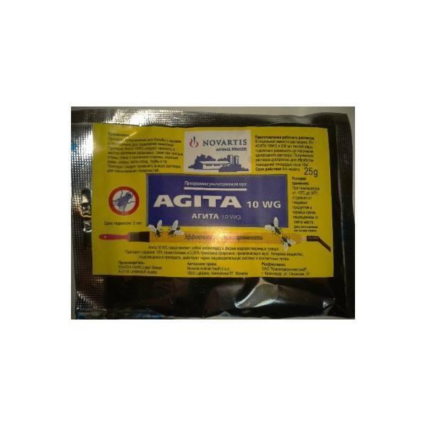 """Средство от мух """"агита"""": свойства, инструкция, отзывы"""