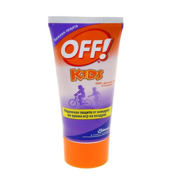 Описание средств off! от комаров