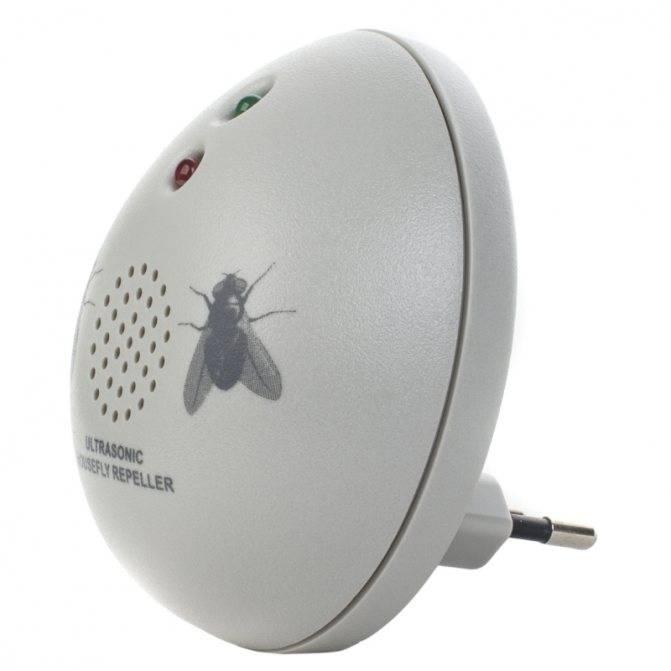 Использование электронных отпугивателей тараканов: особенности работы, преимущества