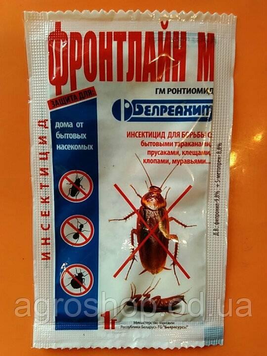 Спрей барс от тараканов