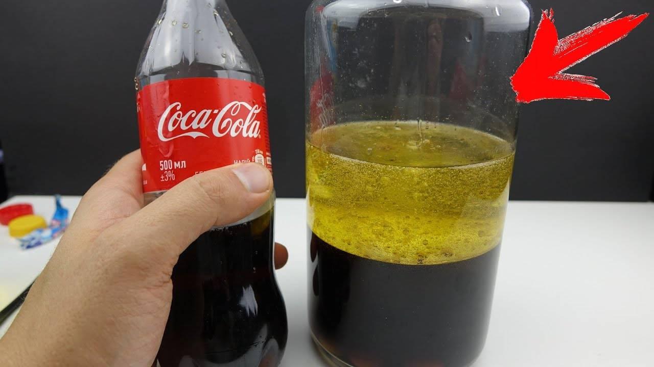7 неожиданных способов применения кока-колы на даче