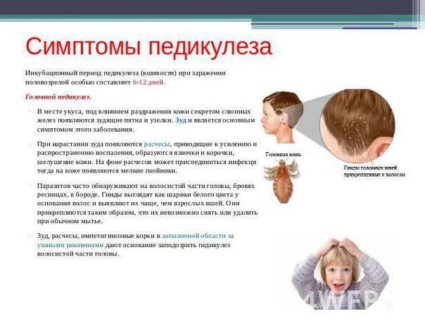 Средства для профилактики вшей у детей