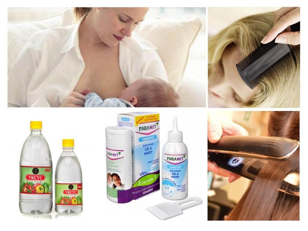 Эффективное и безопасное средство от вшей для беременных