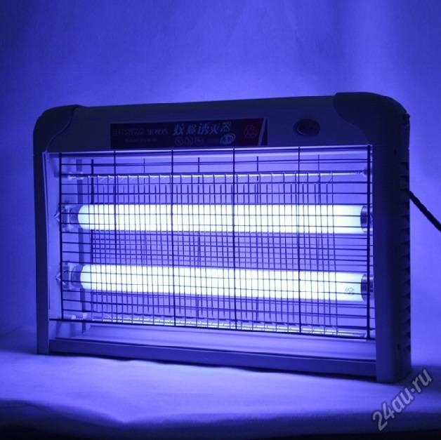 Лампы от насекомых: достоинства и недостатки ламп, топ лучших приборов от насекомых, принцип действия ловушек
