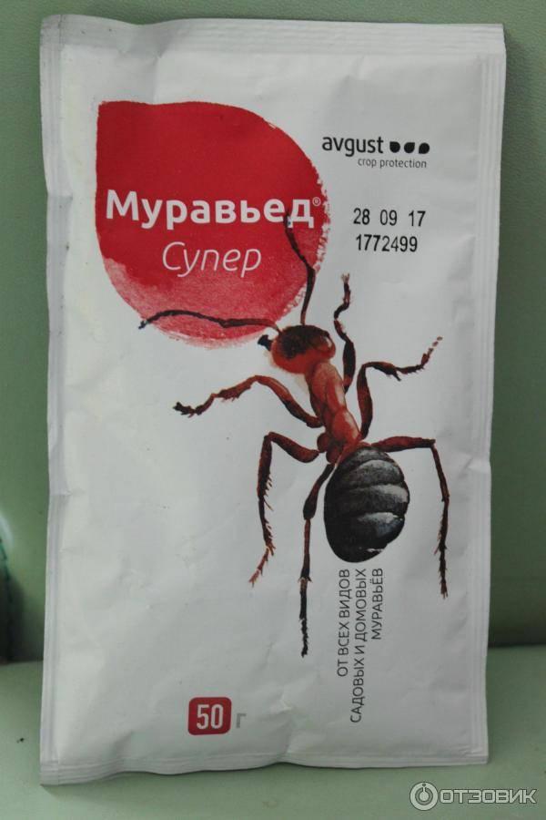 """Средство от муравьев """"муравьед"""": инструкция по применению"""