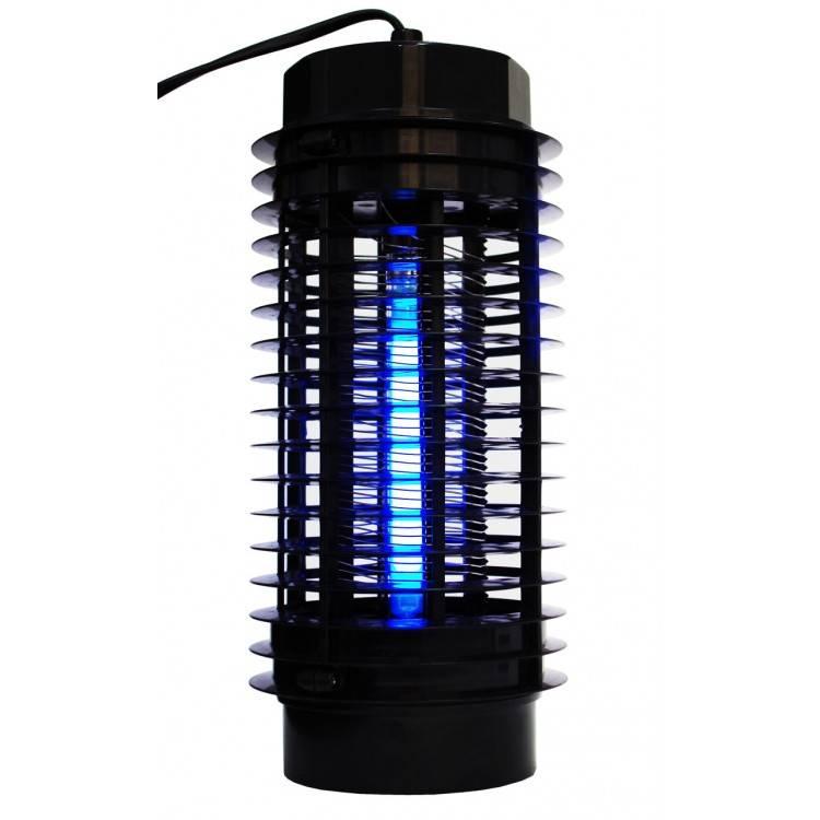 Инсектицидная лампа от комаров: принцип работы, установка, модели