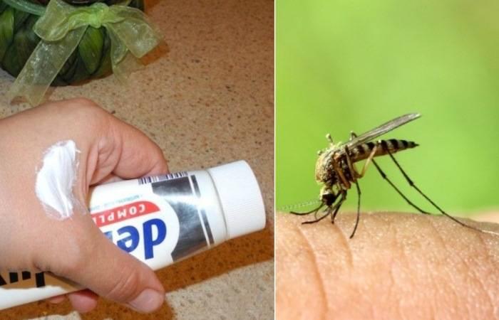 Способы устранения последствий комариных укусов с кожи