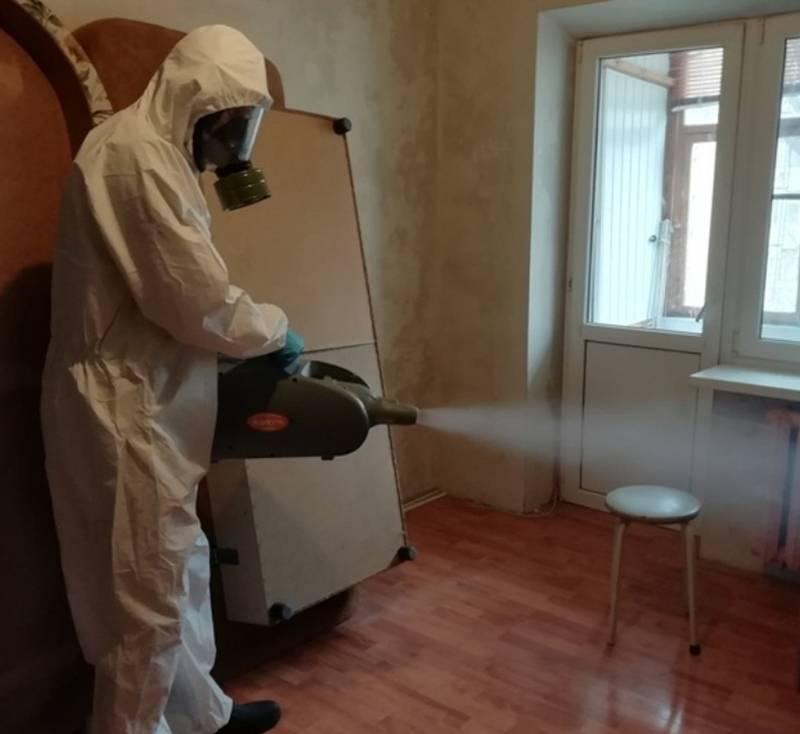 Как подготовить помещение к дезинфекции от клопов и тараканов?
