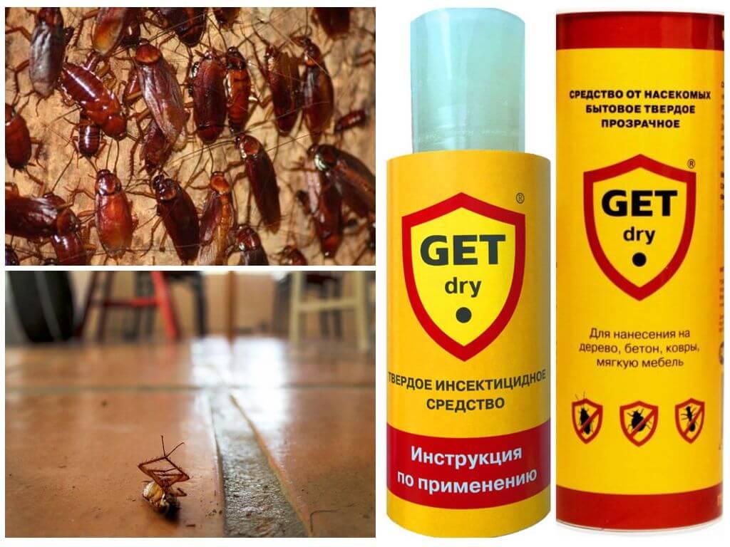 Get средство от тараканов: меры предосторожности, эффективность, инструкция по применению и средняя цена русский фермер