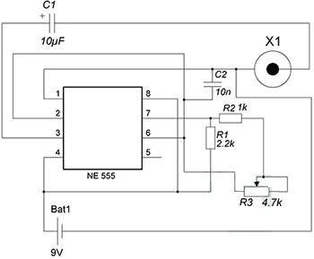 Ультразвуковой отпугиватель мышей своими руками: схема устройства