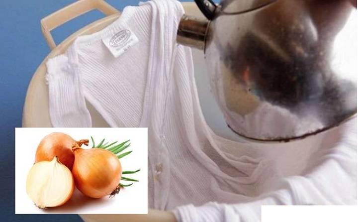 Как избавиться от пятен плесени на одежде?
