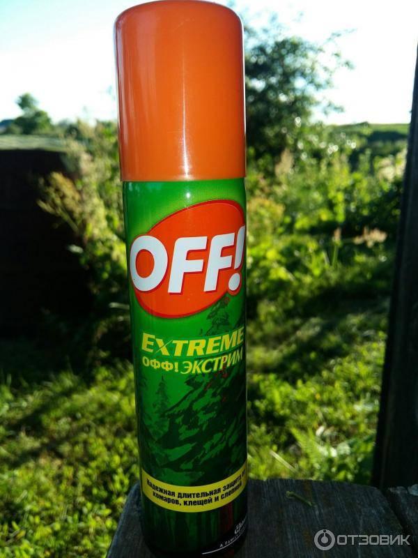 Средство off clip-on от комаров