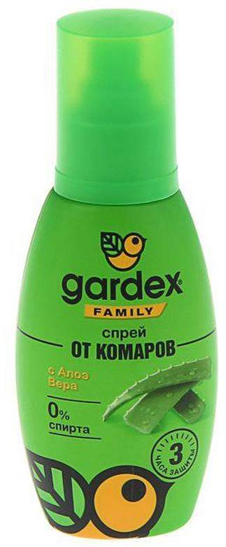 Купить гардекс natural, 110 мл спрей от комаров