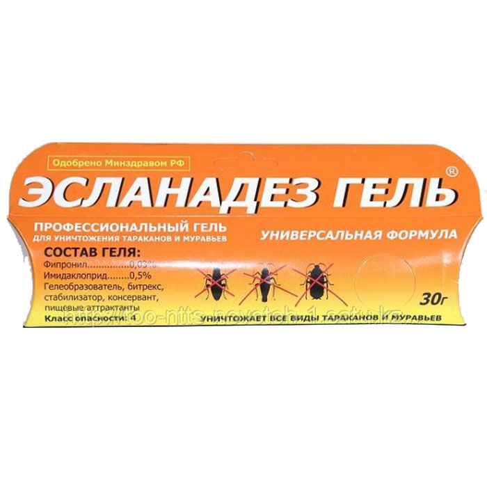 Форсайт от тараканов: инструкция по применению средства и отзывы