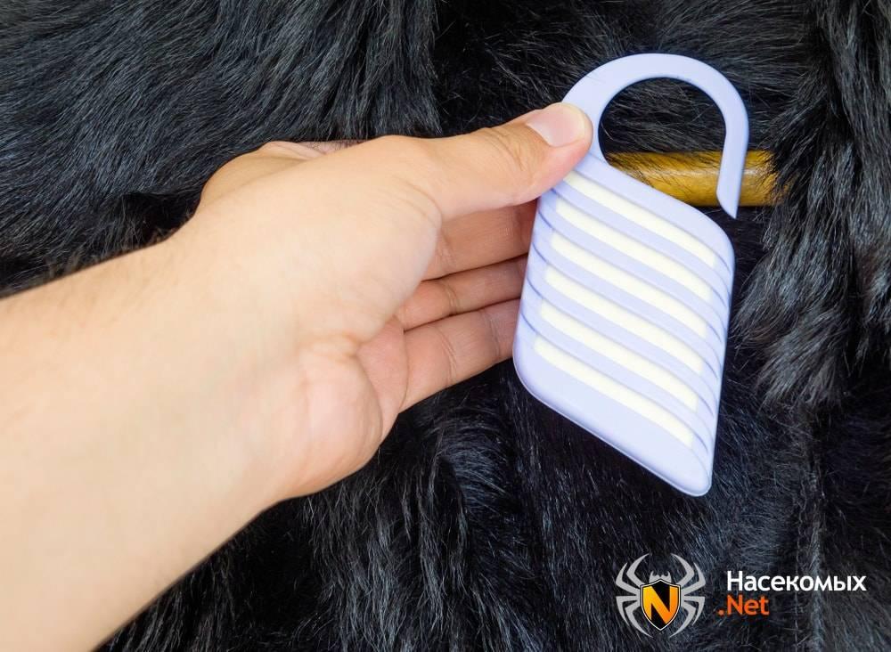 Что делать, если шубу начала есть моль? как защитить шубу?