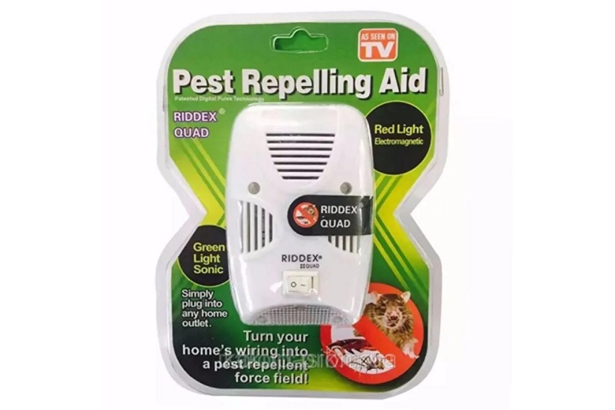 Отпугиватель pest repelling aid: инструкция на русском, принцип действия, отзывы