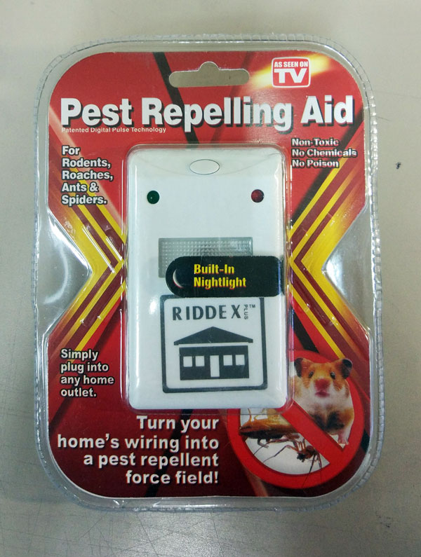 Технические характеристики отпугивателя тараканов, грызунов и насекомых pest repelling aid: отзывы покупателей и правила эксплуатации