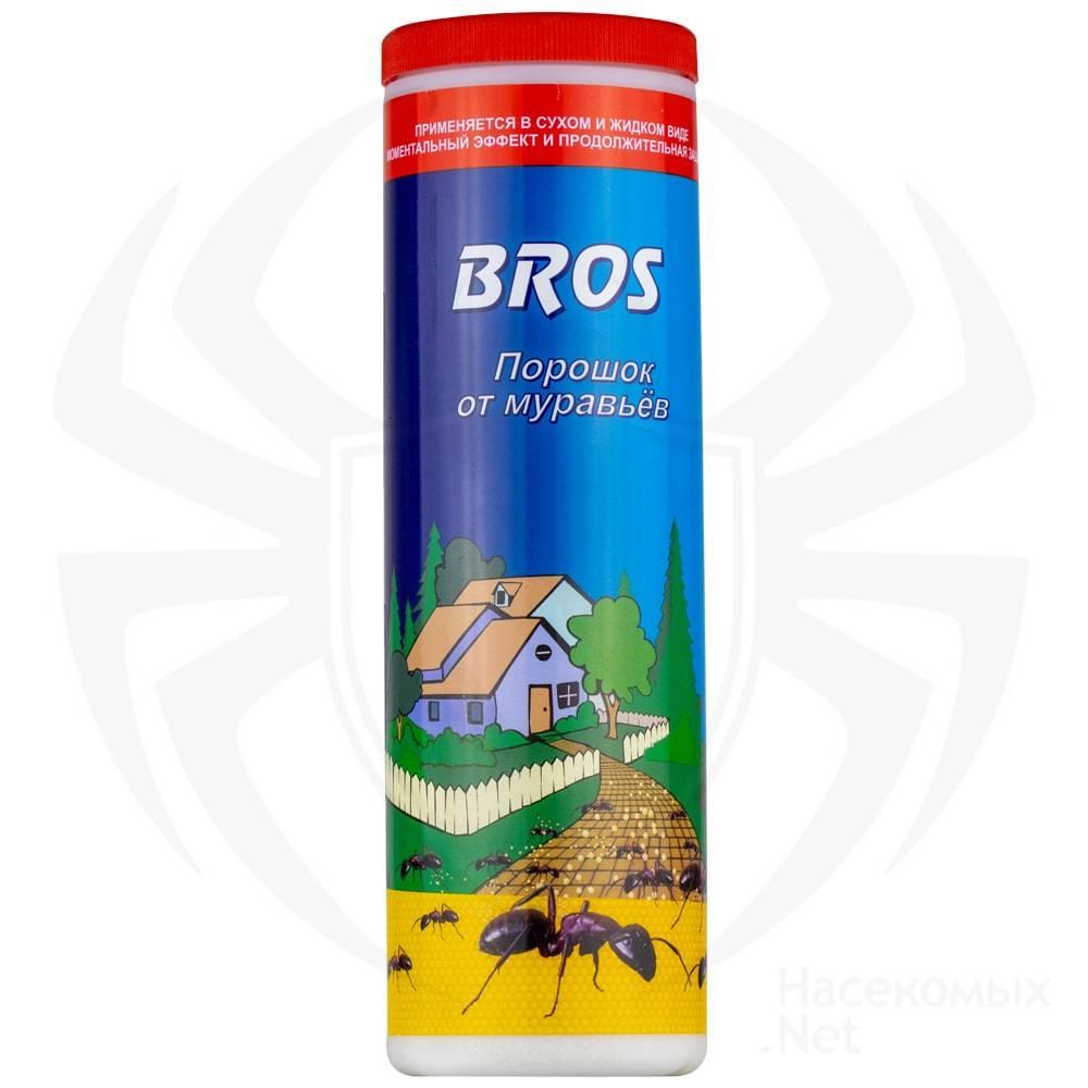 Эффективное средство для уничтожения муравьев