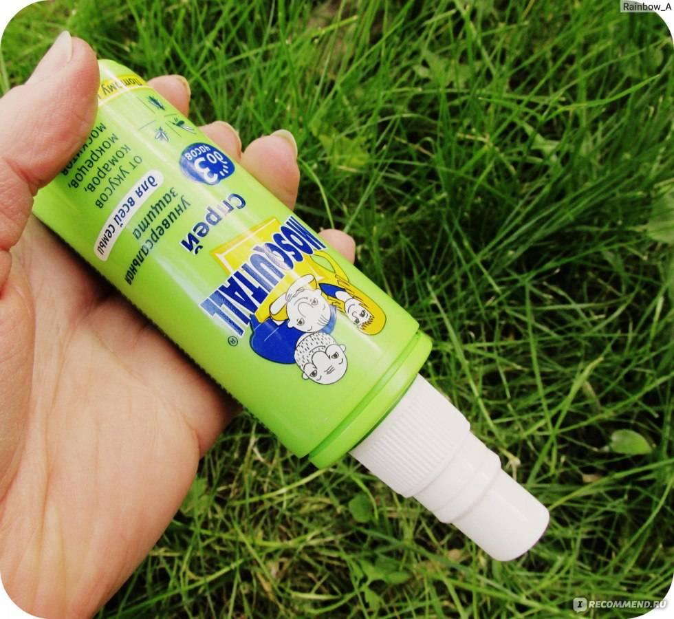 Чем лечить укусы комаров у ребенка