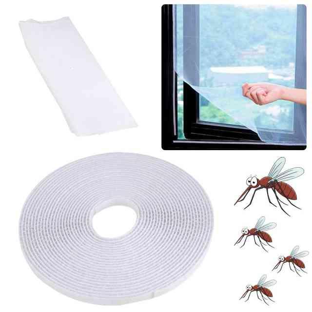 Сетка от комаров: варианты изготовления своими руками