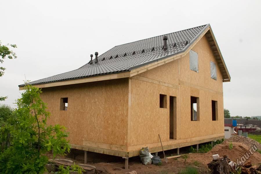 Как правильно построить частный дом - современные материалы, технологии, проекты