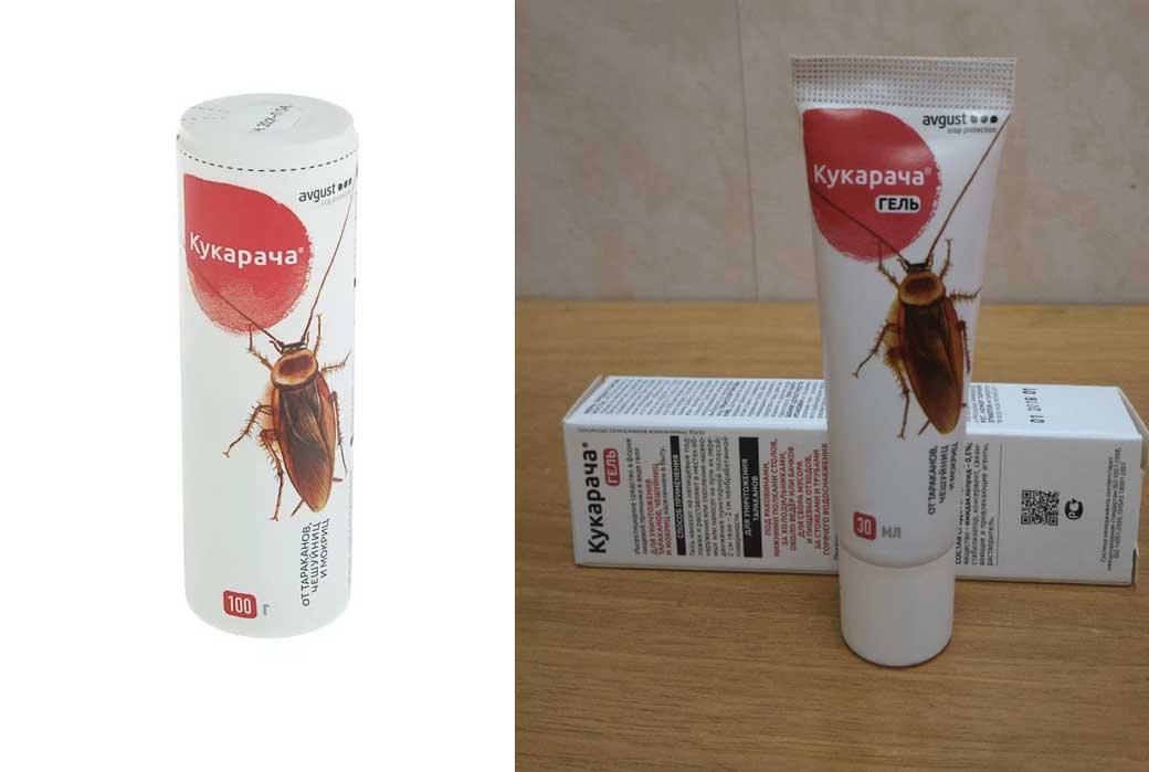 Кукарача от тараканов, инструкция по применению, описание