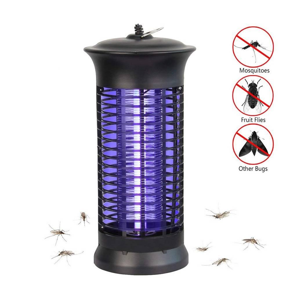 Лампа от комаров для улицы и дома: разновидности и отзывы