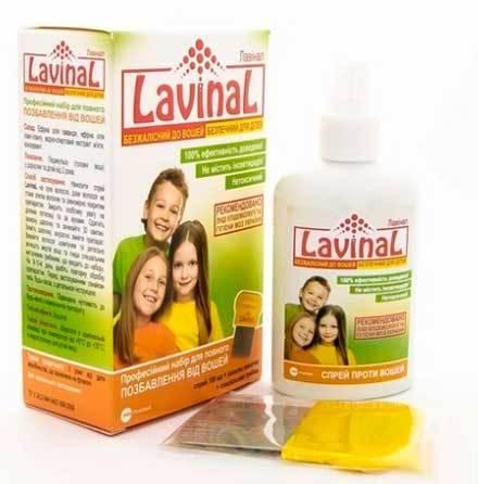 Лавинал спрей против вшей отзывы клиентов