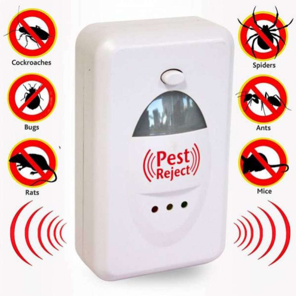 Помогает ли отпугиватель от тараканов?
