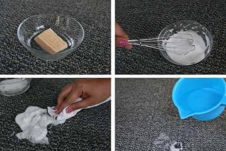 Чем отмыть клей для мышей и устранить неприятный запах