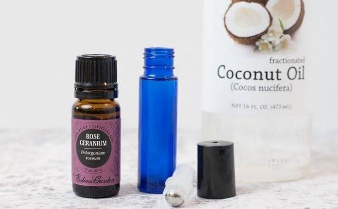 Какие эфирные масла эффективны от клещей, как использовать, рецепты
