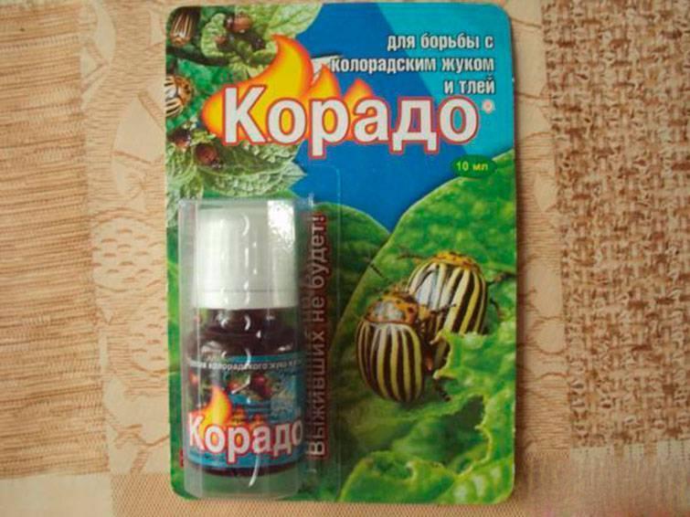 Инструкция по применению препарата колорадо против колорадского жука, отзывы