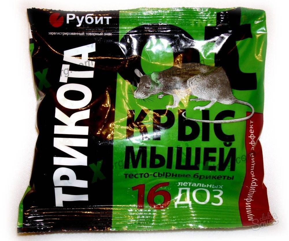 Крысиная смерть 1: инструкция по применению и отзывы (а также способы максимально эффективно использовать против крыс)