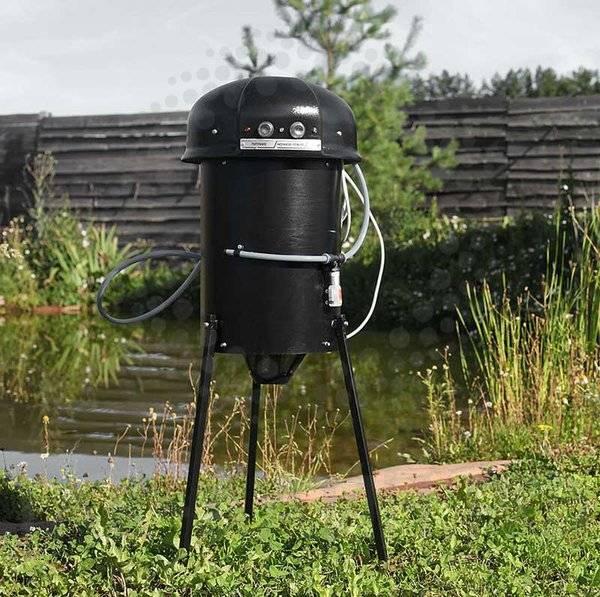Топ лучших установок для уничтожения комаров на участках