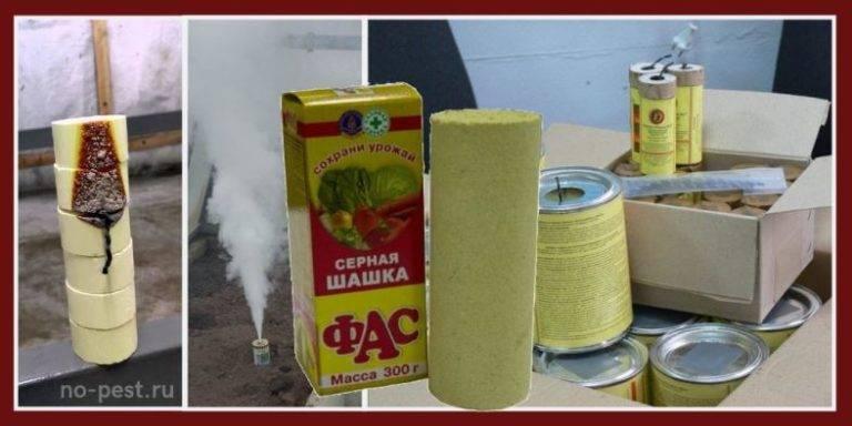 Дымовая шашка от тараканов в квартире - отзывы