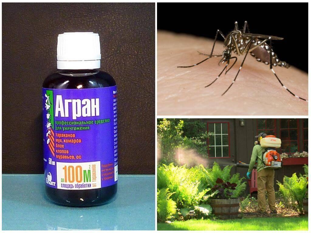 Агран от комаров: отзывы, особенности применения, преимущества и недостатки