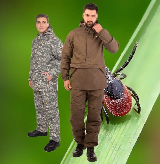 Одежда от клещей: чем обработать, лучшие защитные костюмы