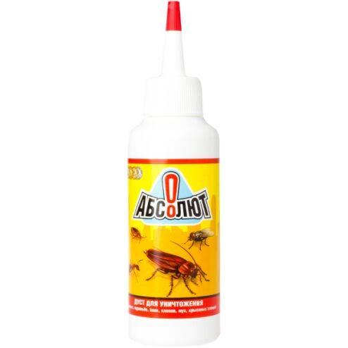 Дуст от тараканов проверен временем