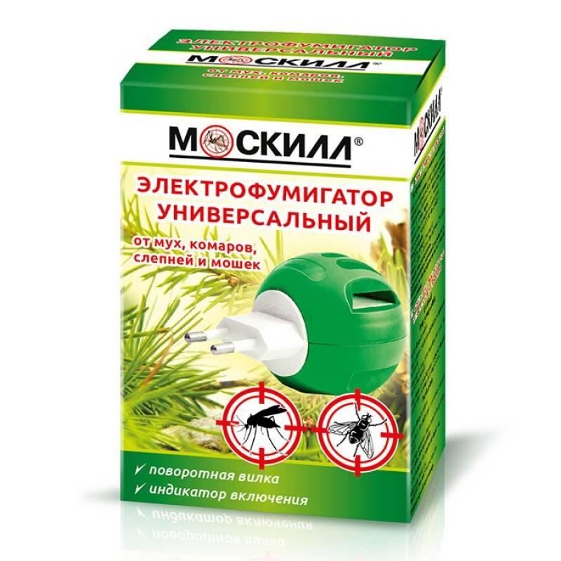 Фумигатор — истребитель комаров: виды и особенности лучших отпугивателей насекомых