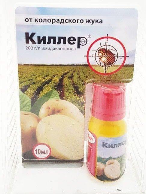 Какое средство от колорадского жука лучше?